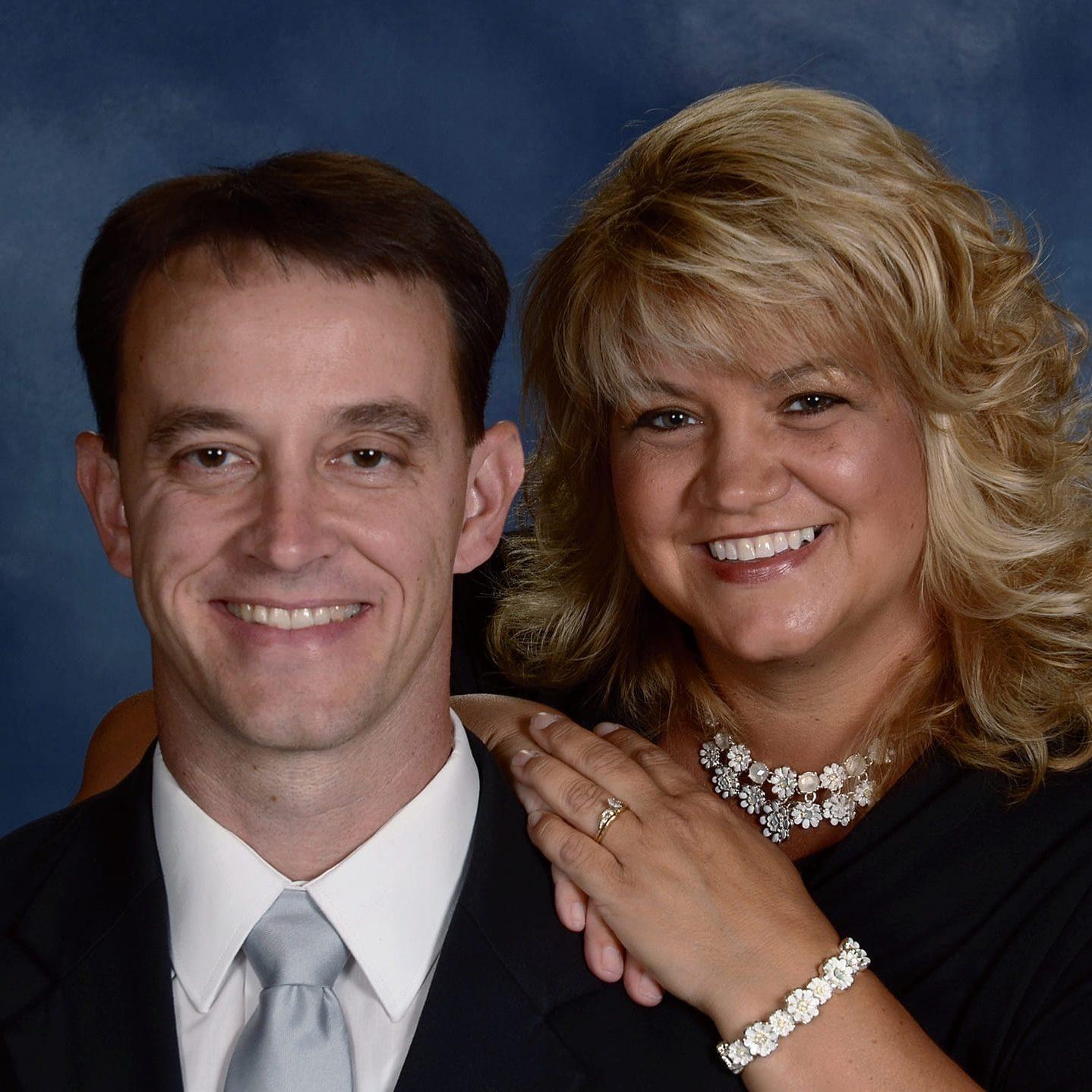 Pastor Aaron Childers